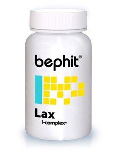 LAX (FRÁNGULA + MALVAVISCO + TAMARINDO + CIRUELA) BEPHIT - 60 cápsulas 630 mg