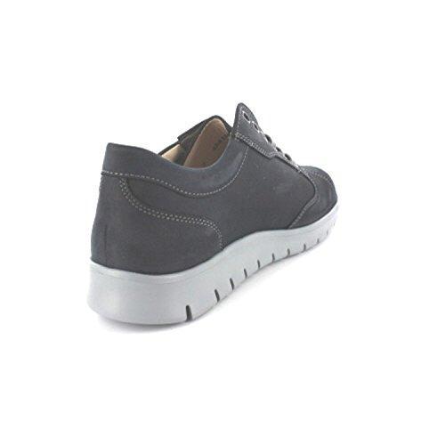 FinnComfort CHENNAI 1350373229 hommes Chaussures à lacets Bleu