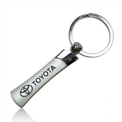 Toyota-Portachiavi con stile