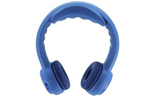 Headfoams HF-BT100 Kids Bluetooth On Ear Headphones - Blue Best Price and Cheapest
