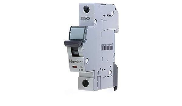 CGD EC-1B16-16a Type B Single Pole MCB