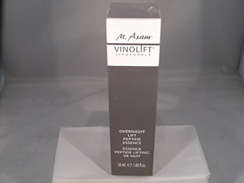 M.Asam Vinolift Overnight Lift Peptide Essence 50 ml