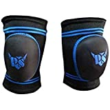 PS PILOT Padded Knee PAD/Cap Round Shape for Sports and Dancing