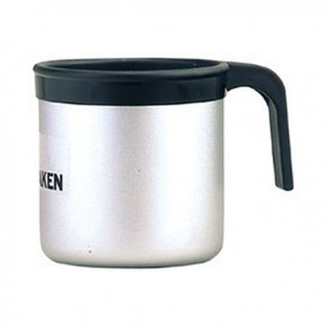 Tasse de Laken en aluminium avec anse 0,4 L