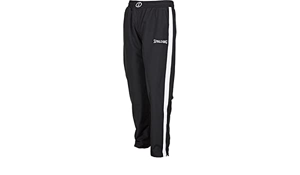 Spalding Bekleidung Teamsport Evolution II Woven Pants Multi-Coloured black//white