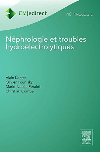 Néphrologie et troubles hydroélectrolytiques: POD (EM - edirect)