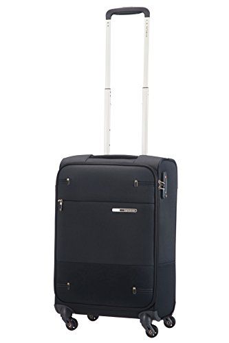 Samsonite - Base Boost Spinner 55 cm, Length 35 cm, Black -