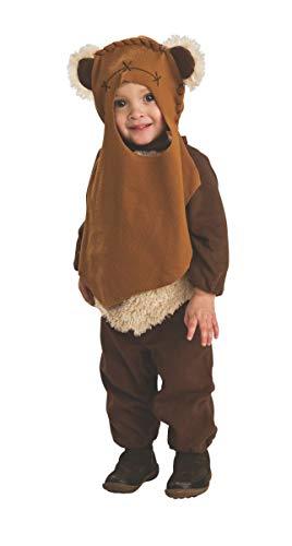 Rubie's Star Wars Ewok Kostüm - Baby Jungen Star Wars Kostüm
