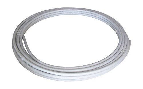 Kupferrohr ummantelt im Ring| 15 x 1 mm | 25 m (Kupferrohr 25)