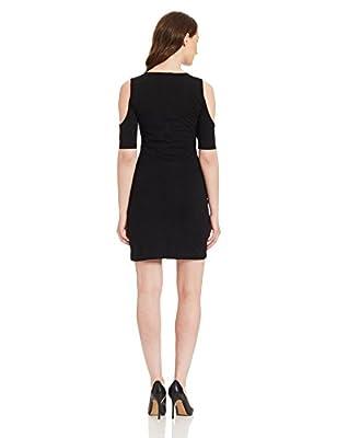 Miss Chase Women's Cotton Body Con Dress