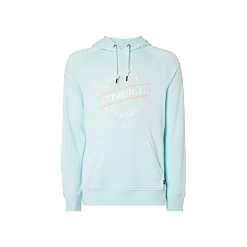 O'Neill Herren LM Type Hoodie Sweatshirts, Blau (Water), XS (Oneill-pullover)