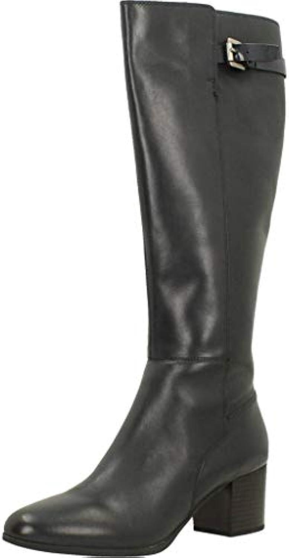 Geox Stivali per Le Donne, Coloreee Blu, Marca, Modello Stivali per Le Donne D PETALUS Blu | acquistare  | Scolaro/Signora Scarpa