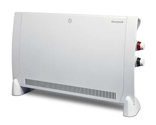 Honeywell HZ822E2 HZ-822E Design-Konvektor in weiß/hellgr.2000 Watt -
