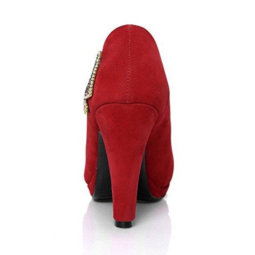 Adee , Escarpins pour femme red