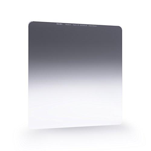 NiSi Verlaufsfilter 150x170mm GND8 0.9 Medium (3-Blenden), Nanobeschichtet und IR-Neutral, mit mittlerem Verlauf