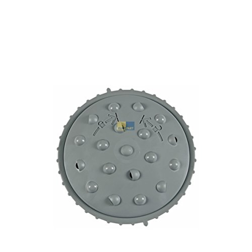 Bosch Siemens 612114 ORIGINAL Sprühkopf Sprühdusche Kopf für Rückwand Spülmaschine Geschirrspüler für Großteile wie Backbleche oder Fettfilter Test