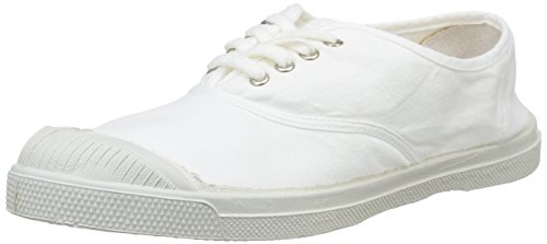 Bensimon - F15004C155 - Tennis - Baskets mode - Femme - Blanc (Blanc 101) - 38 EU