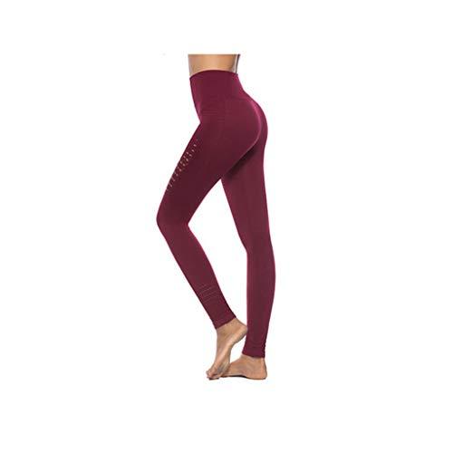 Cebbay de Las Mujeres Pantalones de Yoga Hacer Subir Corriendo FormacióN Estiramiento...