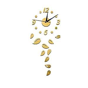 FEI&S Background divano soggiorno orologio da parete Orologi tecnologia digitale pareti a specchio ,orologio da parete #25