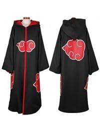 UUstar® Naruto Akatsuki Kragen Hülle japanisch Anime Cosplay Kostüm