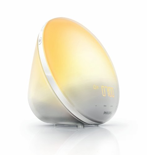 Philips 146328 HF3510/01 Wake up Light Lichtwecker (Von Light Philips Wake-up)
