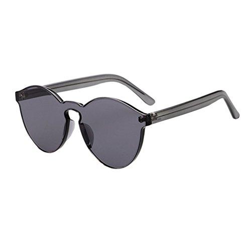 Tansle Damen Sonnenbrille Grau Grey/Grey