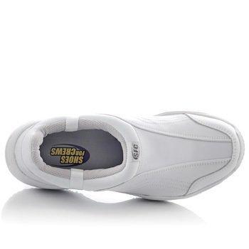 Shoes For Crews (Europe) Ltd Eastside, Baskets mode femme Blanc