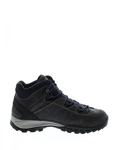 Meindl Schuhe Piemont Mid GTX Men - graphit/marine 46 2/3