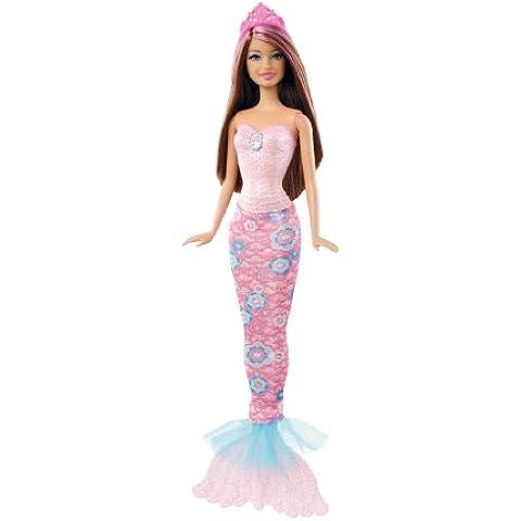 Barbie - Muñeca sirena (Mattel X9454)