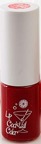 Baresio Cocktail Lip and Cheek Stain/Tint, 81 Red Martini