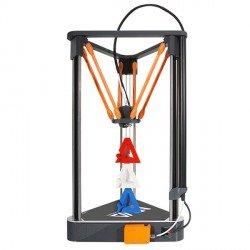 3D DRUCKER Neva Magis von dagoma | leicht zu verwenden, vormontiert, System von Autocalibration, kompatibel mit jeder Art von Filament PLA 1,75–Der Drucker für alle–Typ Delta - 4