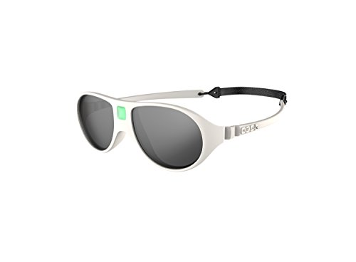 Ki ET LA Kinder Jokala Uv-Sonnenbrille, cremefarben, One Size (2-4 Jahre)