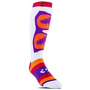 ThirtyTwo W Shades Graphic Sock Magenta S/M