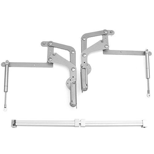 king do way cabinet up stay door lift turning bracket door support pneumatic arm