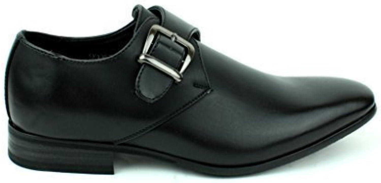 Hombre Formal Casual Oficina Inteligentes Piel Sintética Zapatos De Boda
