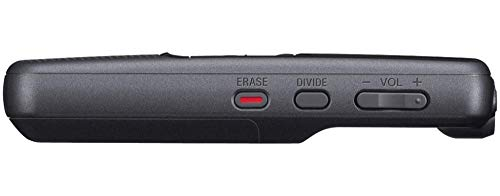 Best sony power bank in India 2020 Sony ICD-PX240 MP3 Digital Voice IC Recorder LCD 23hrs 4GB Image 3