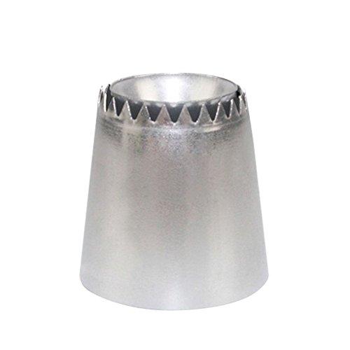 Royalr A/B-Typ Edelstahl-Plätzchen Nozzle Creme Mund Biskuit-Form-Kuchen, Gebäck TIPP Kuchen-tipp