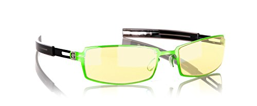 Gunnar Optiks PPK Green–Safety Goggles & Glasses (Green, Yellow)