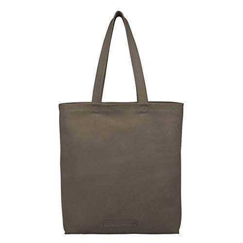 Cowboysbag Damen Bag Palmer Medium Tornistertasche, Grün (Forest Green), 3x3x3 cm