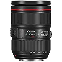 Canon EF 24-105 mm f/4L IS II USM Lens - Black