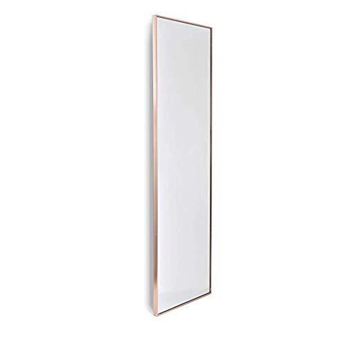 um in voller Länge Bodenspiegel einfacher moderner Wandspiegel zum Aufhängen StandspiegelL0510 (größe : 40 * 120cm) ()