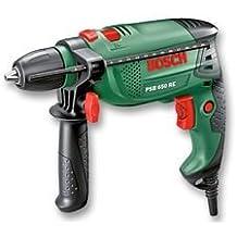 Advanced BOSCH - martillo percutor - PSB650 RE, 650 W ---