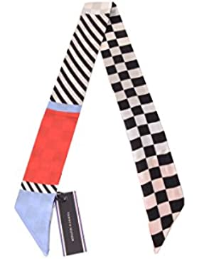 Tommy Hilfiger AW0AW05224 901 Multistrip Mini Bow Halstuch