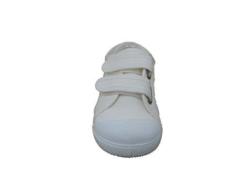 javer , Jungen Sneaker Weiß