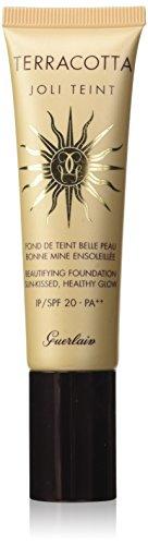 Guerlain 62422 Terracotta Joli Teint Fondotinta - 30 ml