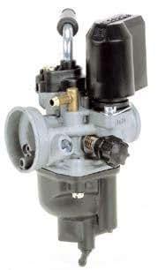 Carburateur Dell'Orto 17 5 Sda Reg 1407 Phva