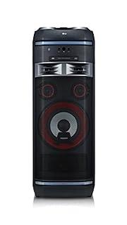 LG OK75 High Power HiFi System mit CD, Radio, USB und Mikrofoneingang Chrom/Schwarz/Rot (B07B9PJXDM)   Amazon price tracker / tracking, Amazon price history charts, Amazon price watches, Amazon price drop alerts