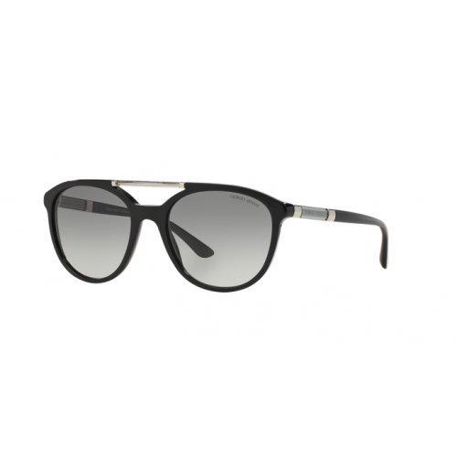 giorgio-armani-ar8051-gafas-de-sol-unisex-adulto-negro-black-silver-501711-talla-unica-talla-del-fab