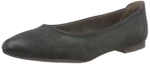 Marc Shoes - Penelopez, Ballerine Donna Verde (Grün (forest 560))