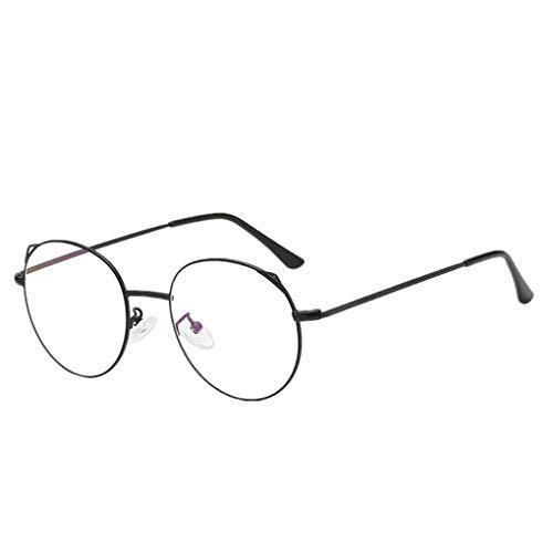Dorical klassische Brille Für Herren und Damen/Metallgestell Brillenfassung Aviator Vintage Brille...